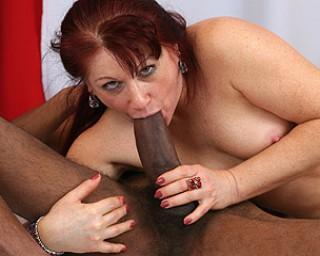 Mama needs a big black cock